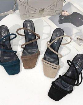 Giày sandal big size nữ