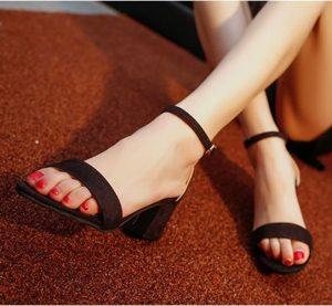 giày sandal nữ size lớn tphcm