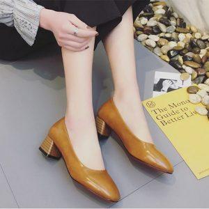 giày búp bê size 42