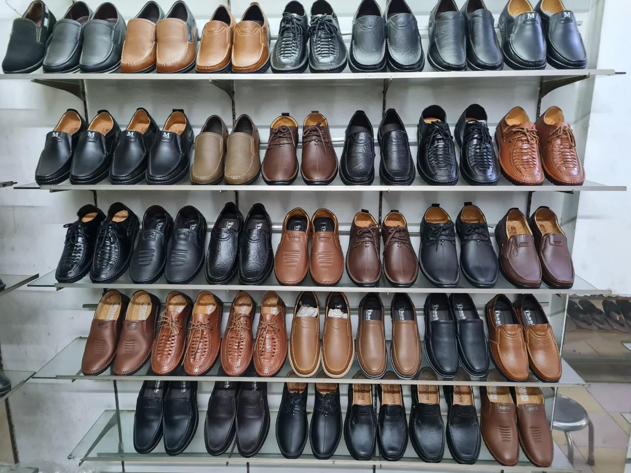 đóng giày tây theo yêu cầu