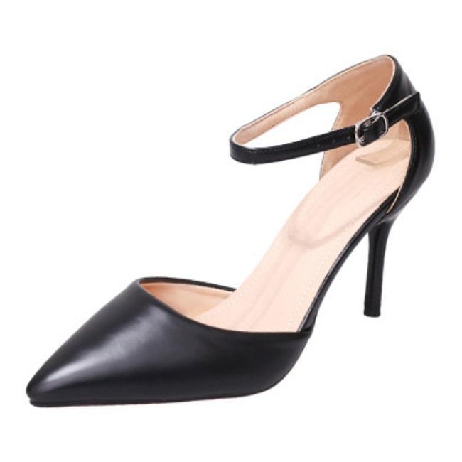 giày cao gót cho người béo