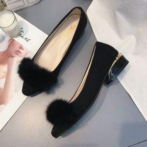 giày búp bê cho người chân to