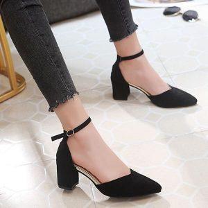 giày cao gót nữ size 42