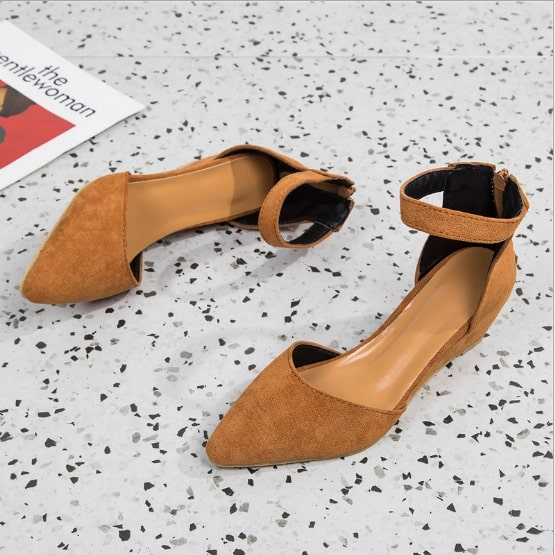 giày cao gót nữ size 41