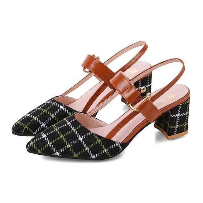 giày dép big size nữ