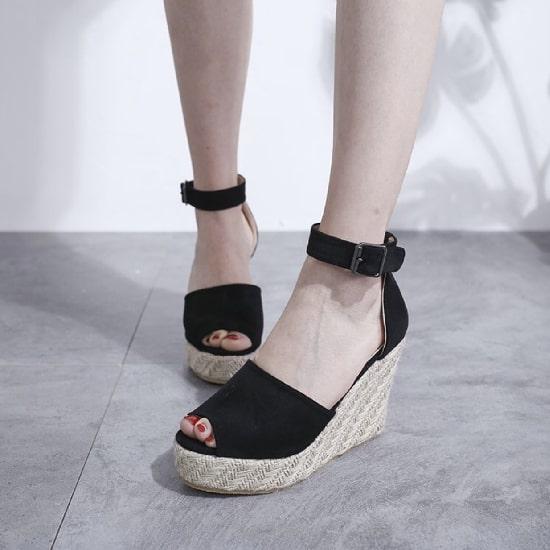 giày cao gót nữ size 40