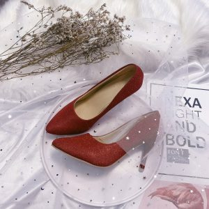 giày cao gót size to