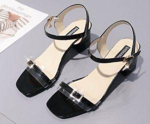 giày cao gót cho người chân lon