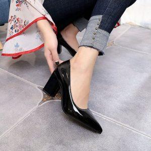 giày dành cho người mập