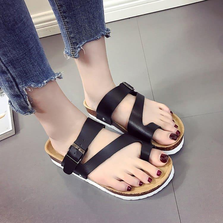 giay sandal size lon
