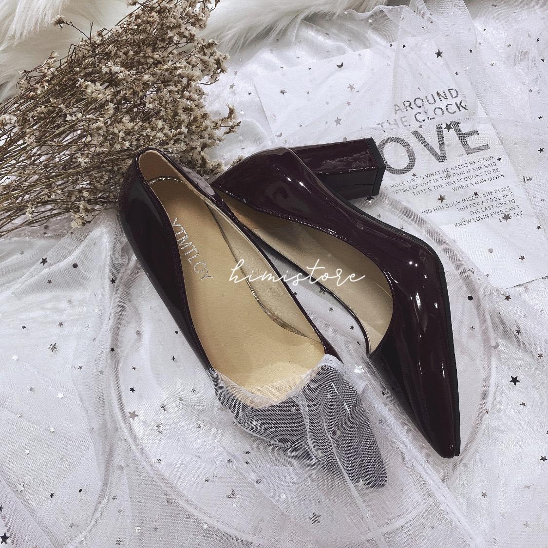 giày cao gót size 42