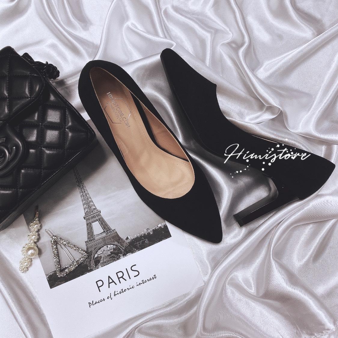 giày cao gót big size nữ