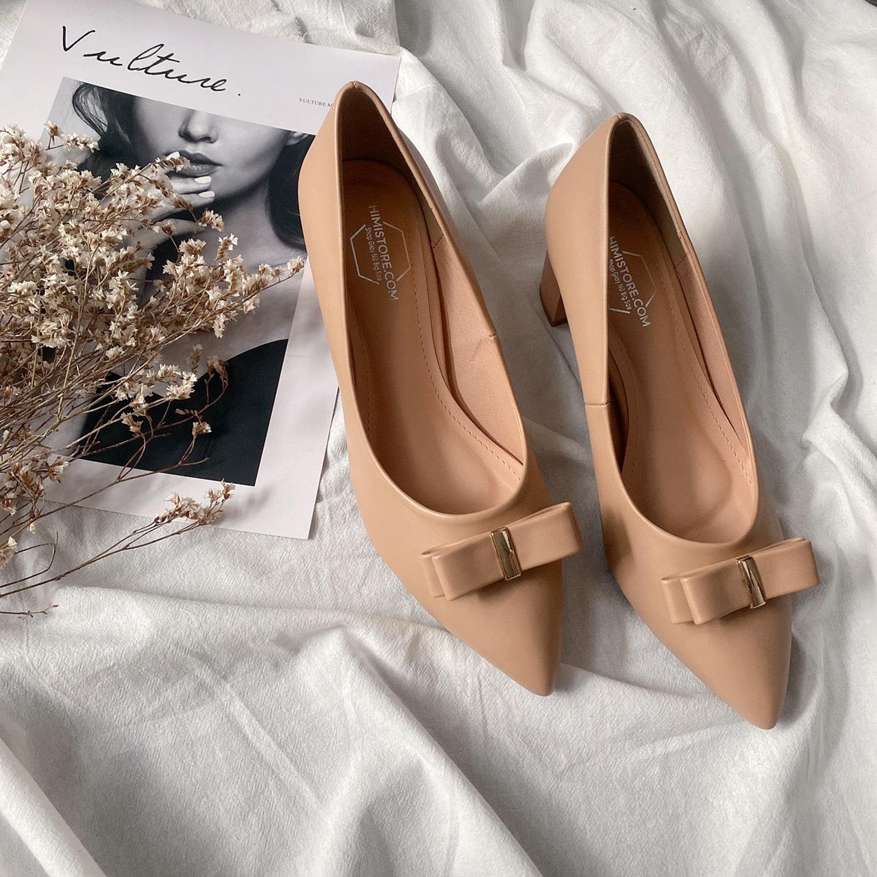 giày cao gót big size