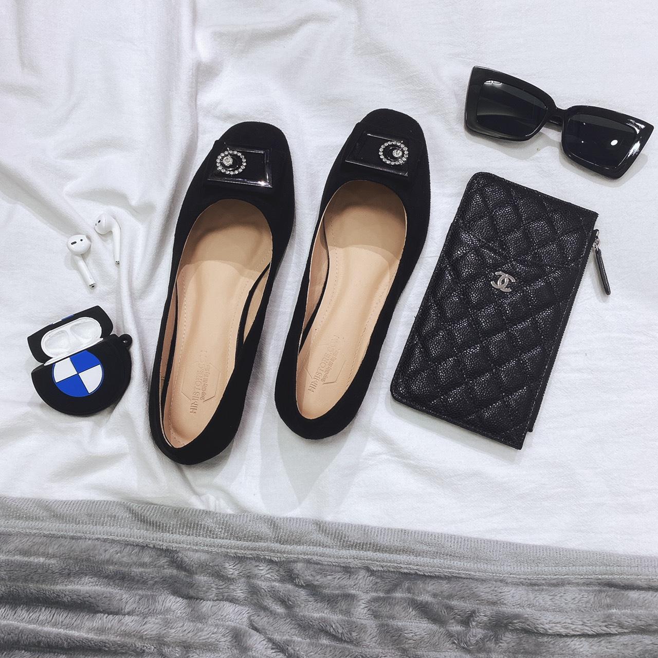 giày búp bê bigsize