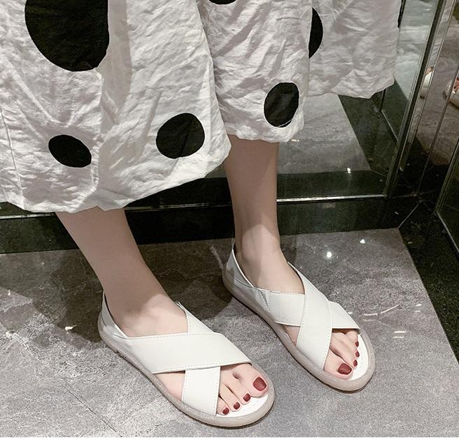 giày lười cho bà bầu
