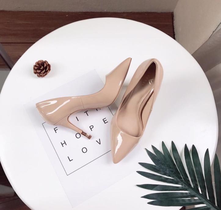 giày cao gót size 34